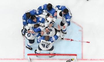 Вночі: фіни втретє стали чемпіонами світу з хокею, Європарламент оголосив результати виборів, а «Океан Ельзи» дав концерт до Дня Києва