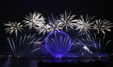 Мэр Лондона показал свою позицию по Brexit с помощью фейерверков