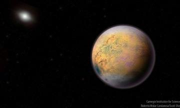 Учені відкрили карликову планету на краю Сонячної системи. Її назвали Гоблін