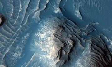 Мільярд років тому річки на Марсі були більшими, ніж на Землі