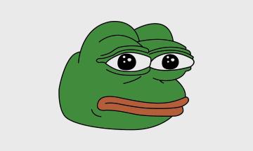 Автор мема жабеня Пепе через суд заборонив малювати його на постерах з Дональдом Трампом