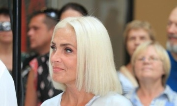 Співачка Вайкуле відмовилася виступати в Криму. Росіяни образилися