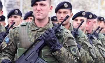 Зеленський дозволив відправити до Косова двох українських військових
