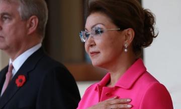 После отставки Назарбаева спикером Сената стала его дочь