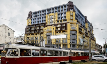 Київрада попросила Кабмін та ДАБІ завадити введенню в експлуатацію «будинку-монстра» на Подолі