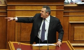 Міністр оборони Греції пішов у відставку через угоду про перейменування Македонії