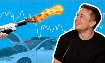 Маск заявив про співпрацю з Goldman Sachs і Silver Lake. Але не по приватизації Tesla