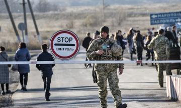 Штаб ООС: Боевики блокируют работу почти всех пунктов пропуска на Донбассе