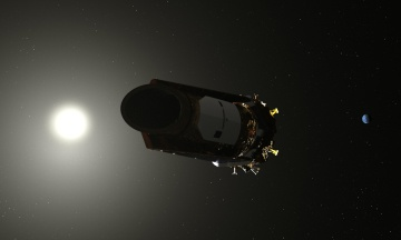 Перший космічний телескоп «Кеплер» припинив працювати. Він був на орбіті майже 10 років