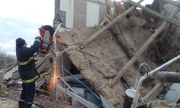 Взрыв разрушил дом площадью 120 кв. м в Херсонской области. Среди пострадавших — младенец