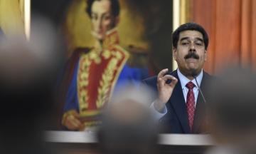 «Новая газета»: Москва відправила до Венесуели набитий доларами «Боїнг». У той же день Мадуро заявив, що виділить €1 млрд на розвиток країни