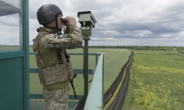 Госпогранслужба: Проект «Стена» на границе с Россией готов на 50%