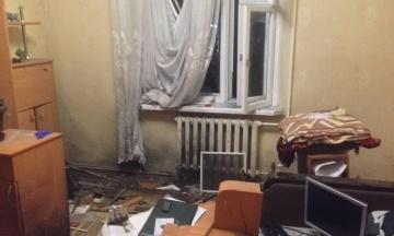 В квартиру координатора С14 бросили гранату, ранен его отец