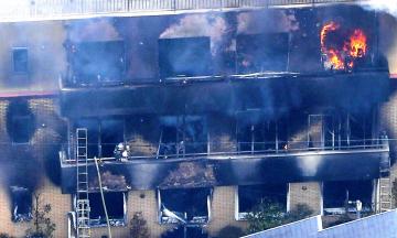 Пожежа в студії аніме в Японії: 24 людини загинули, палій зізнався у скоєному