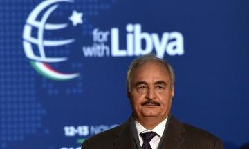 Очільник лівійських повстанців Хафтар пішов з посади. Він візьме участь у виборах президента