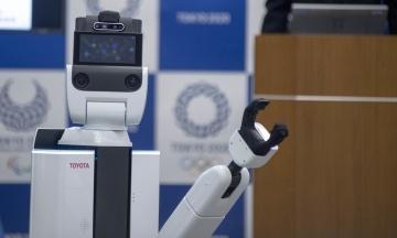 На Олімпіаді-2020 у Токіо працюватимуть роботи. Ось як вони виглядають