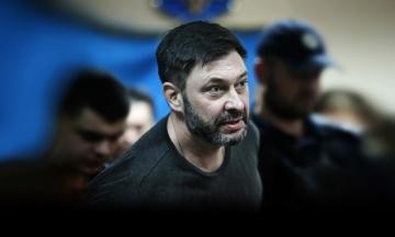 «Коммерсантъ»: Главреда «РИА Новости Украина» Вышинского могут обменять на украинских моряков