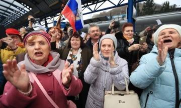 МЗС висловило протест через вибори до Держдуми в окупованому Криму