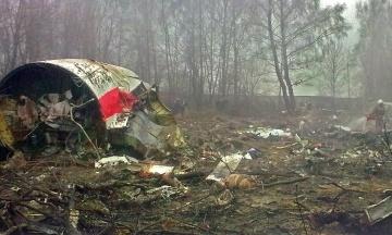 «Польське радіо»: Причиною падіння президентського літака під Смоленськом стали вибухи