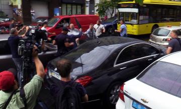 Напад на Порошенка: поліція розслідує інцидент як хуліганство, затриманих поки немає