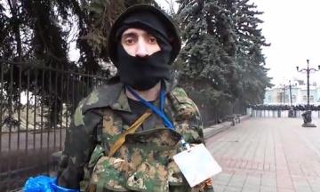 Антимайданівець «Топаз» вийшов із в'язниці за «законом Савченко»
