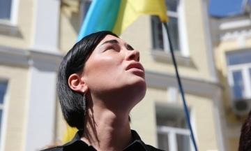 Співачка Анастасія Приходько йде в політику — у команду Тимошенко