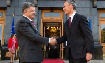 Генсек НАТО закликав Росію звільнити українських моряків та розблокувати Азовське море