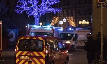 У центрі Страсбурга невідомий влаштував стрілянину, є вбиті
