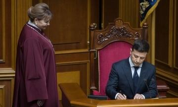 Хомутиннік: Зеленський планує підписати указ про розпуск Ради 22 травня