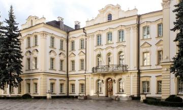 Верховний суд відповів на критику Офісу президента за рішення щодо ексголови КС Тупицького