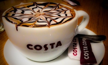 Coca-Cola купує мережу кав'ярень Costa Coffee за $5,1 млрд