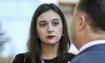 В Офісі президента відхрестилися від слів Мендель про «українську російську мову»: Її особиста думка