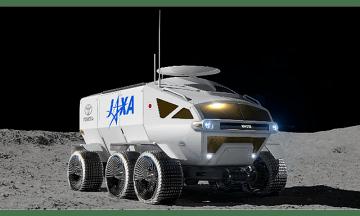 Toyota створить всюдихід для висадки на Місяць. Космонавти зможуть дихати в ньому без скафандру