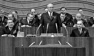 55 років тому тріумвірат Брежнєв — Косигін — Підгорний скинув Микиту Хрущова.  Згадуємо про партійні інтриги і роль в них керівництва УРСР — в архівних фото