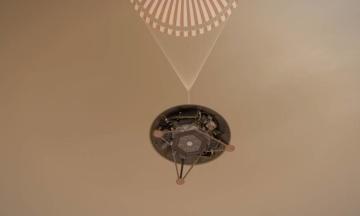 У NASA готуються до складної посадки апарату InSight на Марс