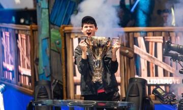 У США підліток на турнірі з Fortnite виграв найбільший в історії кіберспорту грошовий приз