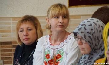Після обшуків ФСБ українська активістка залишила Крим