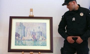 Нацполіція: До викрадення картини Ренуара у Відні можуть бути причетні підозрювані в убивстві ювеліра Кисельова