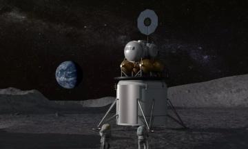США планують висадити на Місяць постійну місію до 2028 року