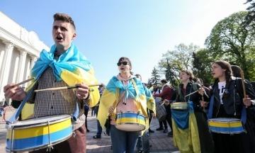 Опитування: Трохи більше половини українців підтримують українську мову в сфері обслуговування, але 20% говорять про дискримінацію