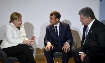 «Підриває суверенітет України». Франція і Німеччина назвали незаконними псевдовибори на Донбасі