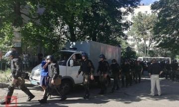 Бунт «торнадівців» у Лук'янівському СІЗО: заарештовано двох працівників ізолятора
