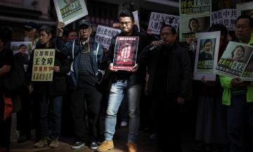 В Китае адвокат получил более 4 лет тюрьмы за «подрывную деятельность». Он защищал активистов, критиковавших правящую Коммунистическую партию