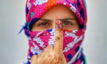 В Индии начались крупнейшие в мире выборы. Голосовать могут 900 миллионов человек