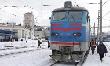 «Укрзалізниця» увеличила количество дополнительных поездов на новогодние и рождественские праздники