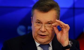 Суд ЕС впервые снял санкции с Януковича, но его активы остаются замороженными