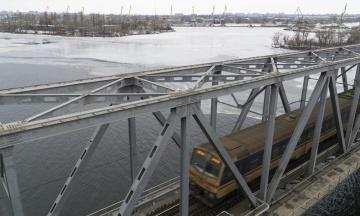 У Дніпрі затримали «мінера», який на дві години заблокував рух мостом