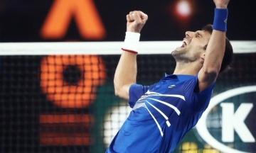 Теннисист Новак Джокович выиграл турнир Australian Open, установив мировой рекорд