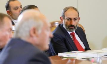В Армении сделали первый шаг к роспуску парламента: депутаты отказались назначать Пашиняна премьером