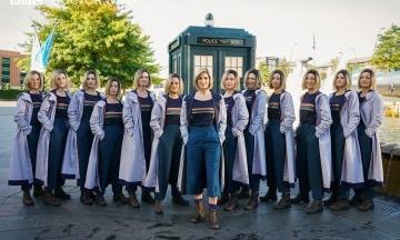 У Йоркширі відбувся допрем'єрний показ нового сезону «Доктора Хто». Ось що в ньому буде